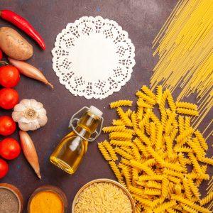 Granos, Cereales y pastas