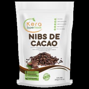 Nibs de cacao