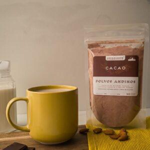 Polvos andinos - Cacao