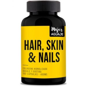 Hair, skin y nails