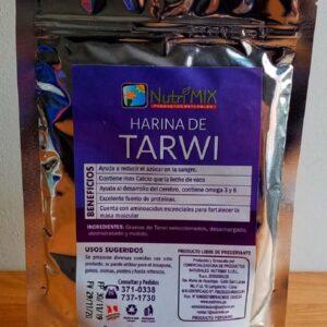Tarwi en polvo