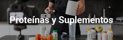 Proteínas y suplementos